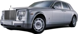 Hire a Rolls Royce Phantom or Bentley Arnage from Cars for Stars (Sheffield) for your wedding or civil ceremony