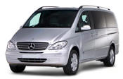 Chauffeur driven Mercedes Viano people carrier - Up to 7 passengers in comfort, from Cars for Stars (Sheffield)